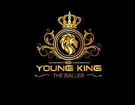 """#187 untuk Logo for """"Young King the Baller"""" oleh ndrobiulislam194"""