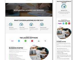 #53 for Design a bookkeeping website af saidesigner87