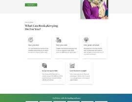 #74 for Design a bookkeeping website af rajatdhunk
