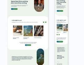 #78 for Design a bookkeeping website af favourolaide47