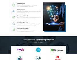 #69 for Design a bookkeeping website af LynchpinTech