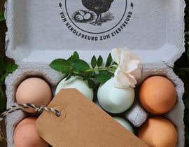 #32 for Label Design for egg carton by DuraiVenkat