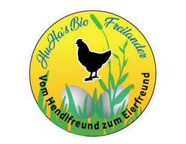 #28 for Label Design for egg carton by Hferns