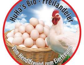 #25 untuk Label Design for egg carton oleh ahmedalysharaf