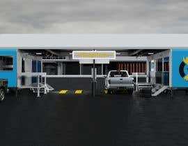 #13 for Design mobile tire station by Elor
