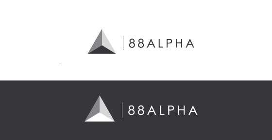 Contest Entry #                                        1290                                      for                                         LOGO Design - 88ALPHA - Hospitality Management Company