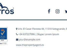 #105 for Create us a clean and modern dynamic email signature by XimNewaz