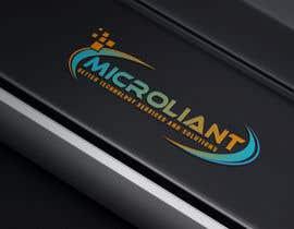 "#1219 untuk Logo & Tagline for our new company - ""Microliant"" oleh farhana6akter"