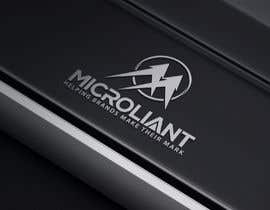 "#1222 untuk Logo & Tagline for our new company - ""Microliant"" oleh farhana6akter"