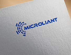 "#1228 untuk Logo & Tagline for our new company - ""Microliant"" oleh AbodySamy"