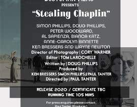 #39 for PRESS PACK PDF BROCHURE DESIGN - STEALING CHAPLIN MOVIE by ananna2906