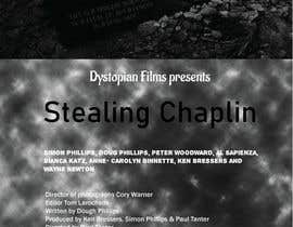 #33 for PRESS PACK PDF BROCHURE DESIGN - STEALING CHAPLIN MOVIE by tumeloditle