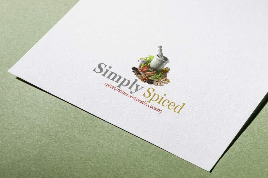Konkurrenceindlæg #                                        28                                      for                                         Logo for Restaurant Catering Spice Company