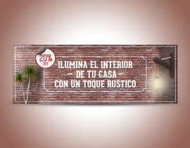 #212 untuk Banner Rustic oleh migueldaconceica
