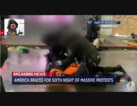#11 for Create a youtube VIDEO  --------  100 Antifa getting their ass handed to them in 2 minutes by IftekharSadat