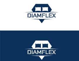 #15 untuk Logo for mattress company - Diamflex oleh RessRajuA