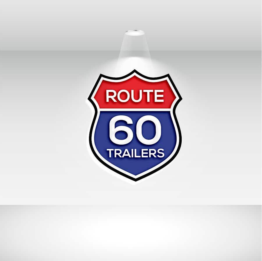 Penyertaan Peraduan #                                        66                                      untuk                                         Winning Logo for Trailer Sales Business