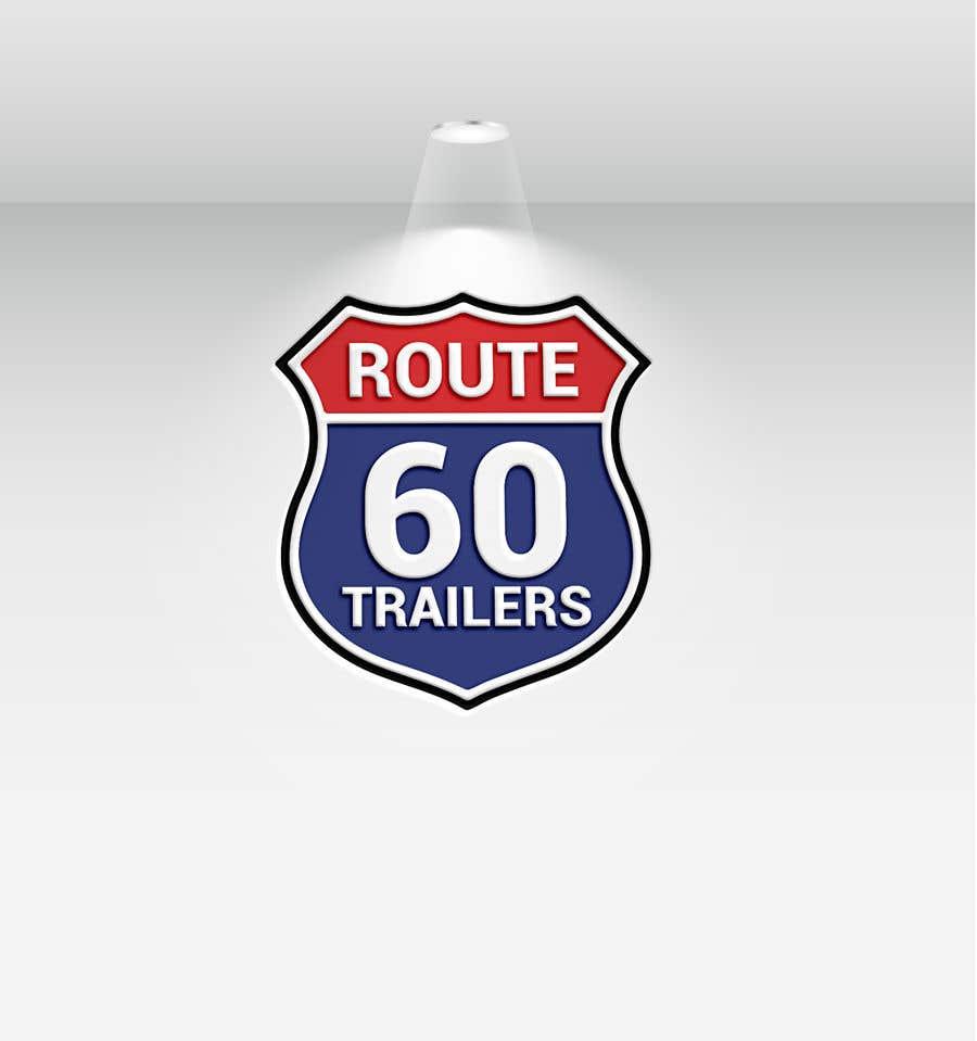 Penyertaan Peraduan #                                        190                                      untuk                                         Winning Logo for Trailer Sales Business
