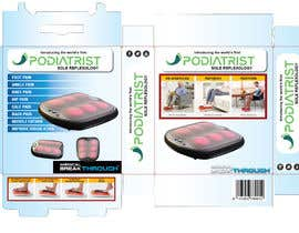 #7 for Podiatrist Sole Reflex BOX ART af mtagori1