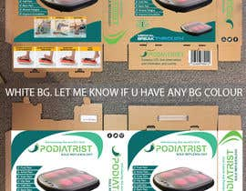 #4 for Podiatrist Sole Reflex BOX ART af sagorkhan20150