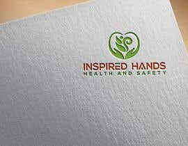 "Nro 225 kilpailuun Logo design for Health and Safety training certification business called ""Inspired Hands Health and Safety"" käyttäjältä golamhossain884"