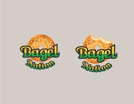 #54 for Design a logo for a new bagel shop by sabbirul116