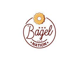 #162 for Design a logo for a new bagel shop by Tituaslam