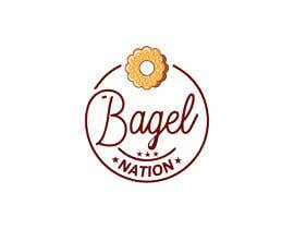#167 for Design a logo for a new bagel shop by Tituaslam