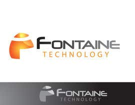 nº 33 pour Logo Design for Fontaine Technology par inspirativ