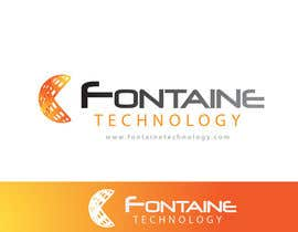 nº 34 pour Logo Design for Fontaine Technology par inspirativ