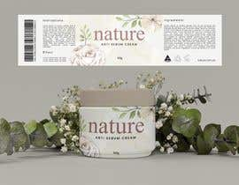 #46 for Label for a cosmetic product by jeewa10
