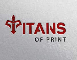 Nro 401 kilpailuun printing company logo käyttäjältä mirzashirinakter