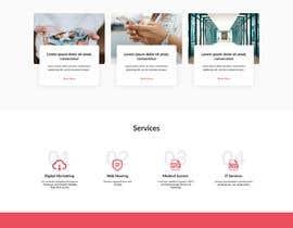 #35 for Build JuuTech's Website af billalwp