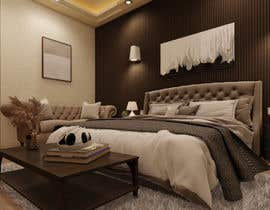 #44 for Hotel Room 3D Rendering by bhaveshtex88