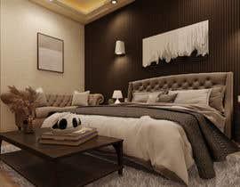 bhaveshtex88 tarafından Hotel Room 3D Rendering için no 44