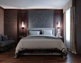 #124 for Hotel Room 3D Rendering by Ronnielim88
