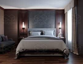 Ronnielim88 tarafından Hotel Room 3D Rendering için no 124