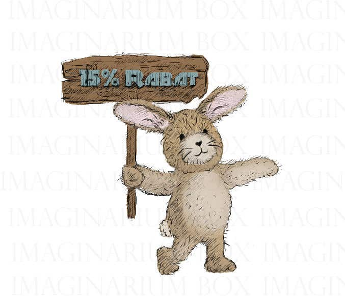 Contest Entry #                                        27                                      for                                         Garanteed contest - are you good at drawing rabbits?