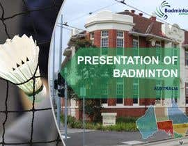 #43 for Badminton Pathway Infographic (3 pages) af smohammedfaisal