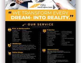 #79 for Business Flyer DIN A4 by rakib2375