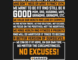 #19 for I would like a designed graphic of my manifesto quote af mdismailhossan73