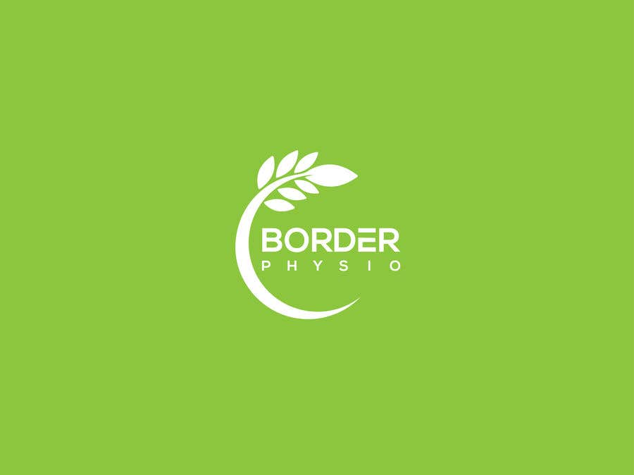 "Kilpailutyö #                                        486                                      kilpailussa                                         Design a logo for ""Border Physio"""