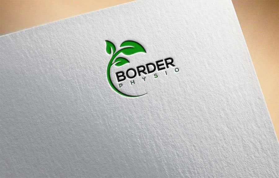 """Penyertaan Peraduan #                                        412                                      untuk                                         Design a logo for """"Border Physio"""""""