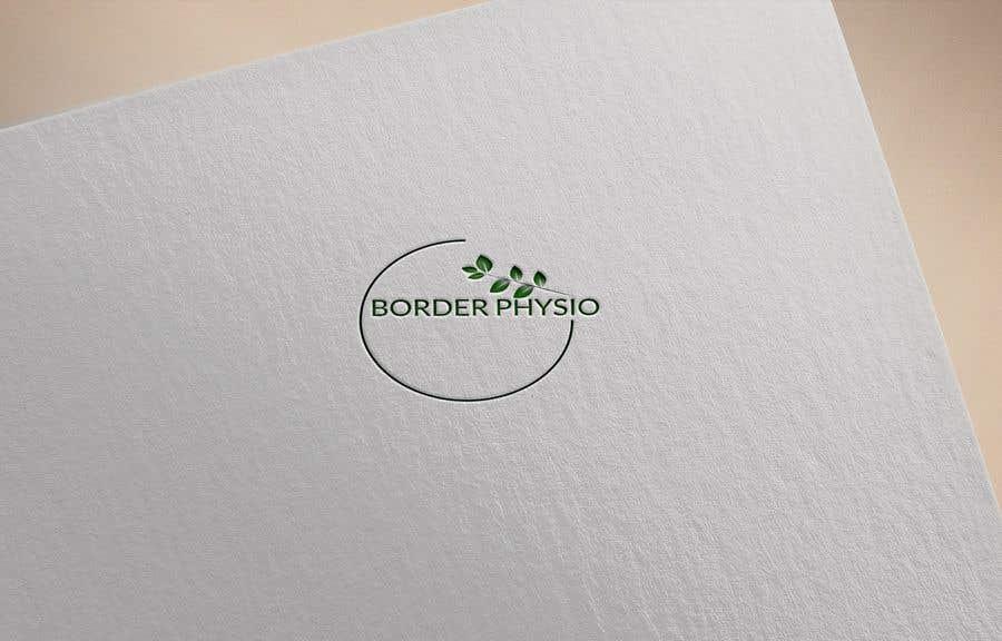 """Penyertaan Peraduan #                                        236                                      untuk                                         Design a logo for """"Border Physio"""""""