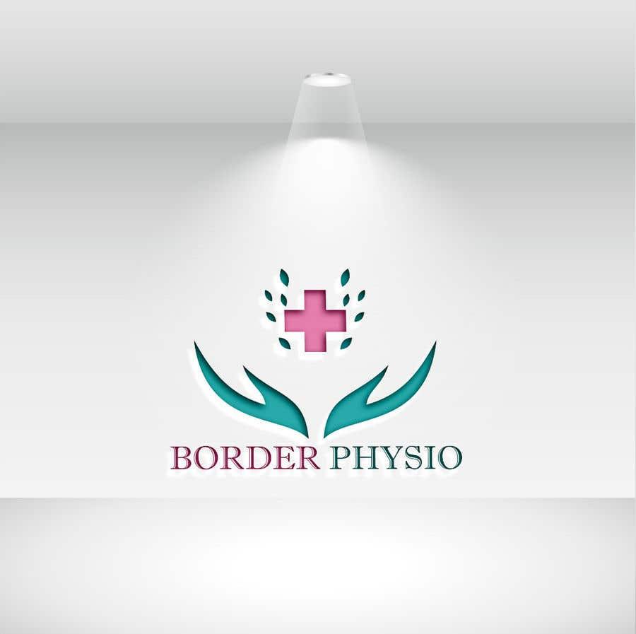 "Kilpailutyö #                                        347                                      kilpailussa                                         Design a logo for ""Border Physio"""