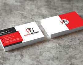 #49 para Require a Business card ,  letter head and envelope  for my company named Rapid brown, por Shamimakterjoba