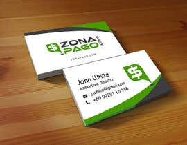 #20 untuk Design a Logo and Business Card oleh PIVNEVA