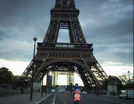 #12 for Put me with my vespa in front of the eiffel tower by mma7772