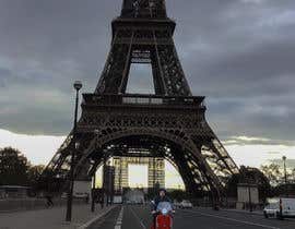 #13 for Put me with my vespa in front of the eiffel tower by alvindomingo07