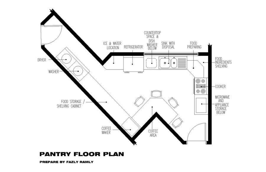 Penyertaan Peraduan #                                        35                                      untuk                                         High End Scullery/Pantry Design